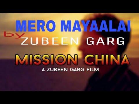 Mero Mayalai By Zubeen Garg & Satabdi | MISSION CHINA 2017|| [NONSTOP MUSIC]