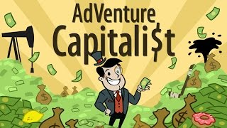 Official AdVenture Capitalist (by Kongregate) Launch Trailer (iOS / Android)