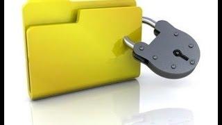 Dosyalara nasıl şifre konulur ?