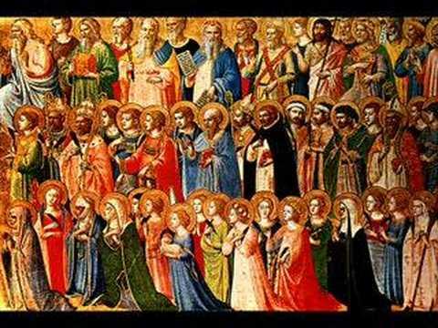 Litaniae Sanctorum + Litany of the Saints / Litanie dei Santi