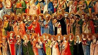 Litaniae Sanctorum + Litany of the Saints / Litanie dei Santi