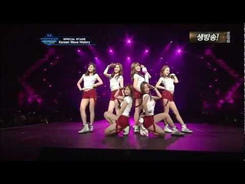 [HD] Performance 120426 A Pink - Mister (Special Stage)