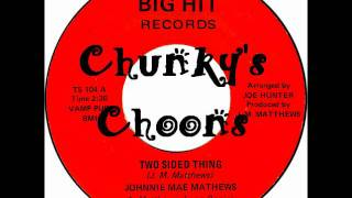 Johnnie Mae Matthews - Two Sided Thing