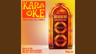 The Lion Sleeps Tonight (In the Style of Tokens) (Karaoke Version)