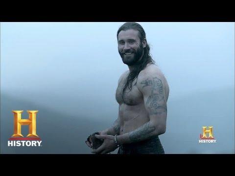 Vikings: Vikings Without Shirts Season 2  History