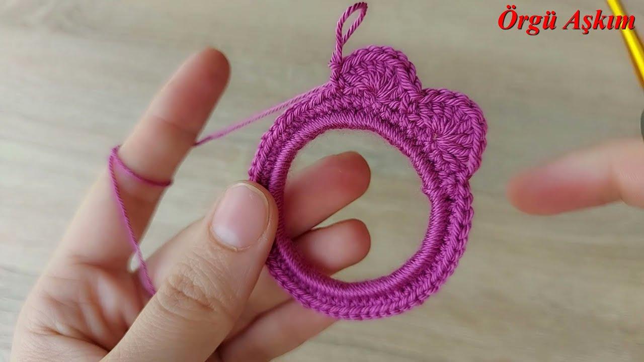How to crochet DIY çok güzel çok tatlı oldu bunlara bayılacaksınız