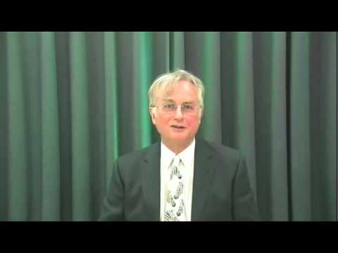 Satellite interview with Richard Dawkins - Royal Society of New Zealand