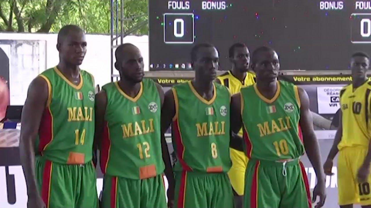 Afrique, PREMIÈRE ÉDITION DE LA CAN BASKET-BALL 3X3