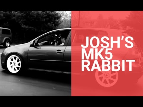 Josh's MK5 Rabbit | Salisbury University Car Club Promo