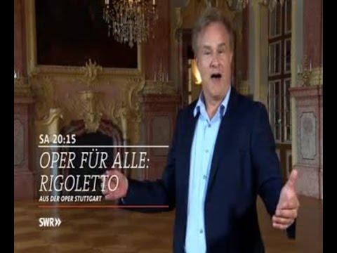 Oper für alle: Rigoletto - Aus der Oper Stuttgart
