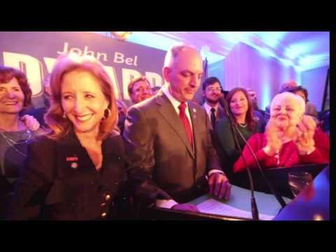 John Bel Edwards victory remarks