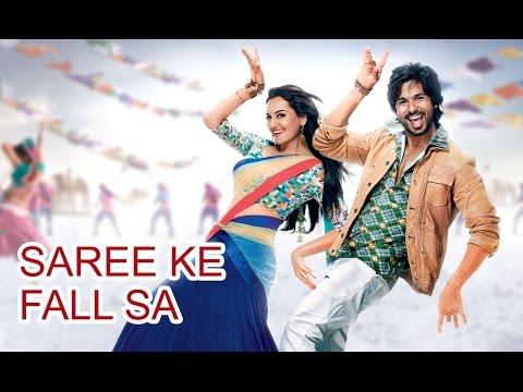 Saree Ke Fall Sa Song ft. Shahid Kapoor &...