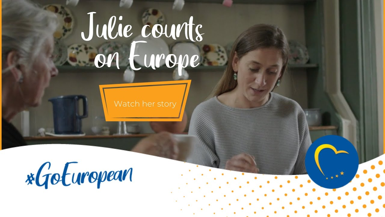 Julie counts on Europe - #BantryHouse Ireland in times of #COVID19