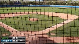 Blue Dragon Baseball vs. Seward County (Game 2)
