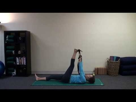 30-min yin and myofascial release for the lower body
