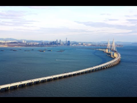 Incheon Bridge Project - Official Movie 인천대교 프로젝트 (12 min)