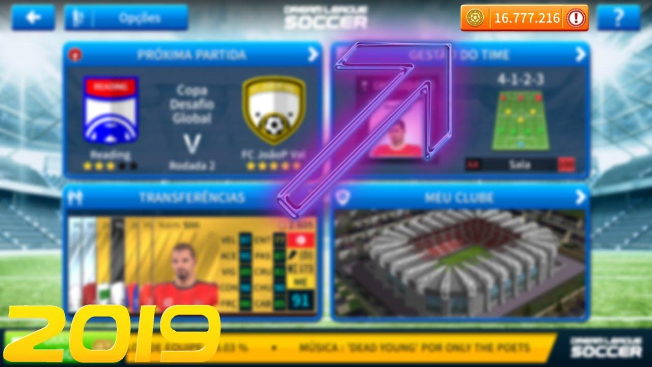 Baixar Dream League Soccer 2019 V 6 02 Apk Mod Dinheiro Infinito
