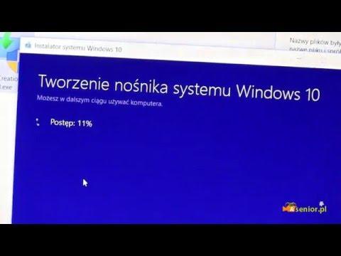 Czysta instalacja Windows 10 z zachowaniem uzyskanej licencji