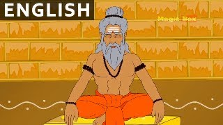 Foolish Disciple - Jataka Tales In English - Animation / Cartoon Stories For Kids