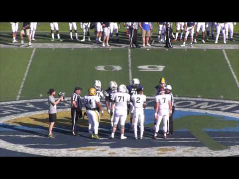 2016 National Bowl at Daytona Beach Game Film (Tight Shot) Part 1 of 2 (HD) NFL Scouts