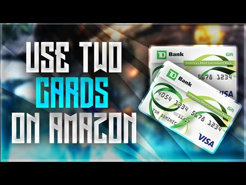 how-to-use-two-prepaid-gift-cards-on-amazon