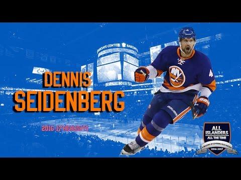 Dennis Seidenberg 16-17 Highlights