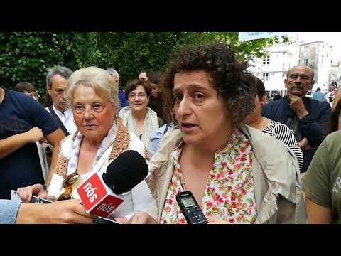 """Goretti Sanmartín Rei """"Hoxe ser nacionalista é tan revolucionario como o era hai 50 anos en que se retomou a celebración do Día da Patria Galega"""""""
