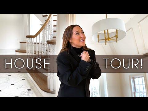 The House We Chose! | NY Empty House Tour