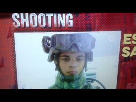 MK Ultra Mind Control Victim Esteban Santiago Ft. Lauderdale New Witness say's 3 Sleepers with AR15