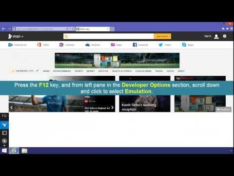 How to Get Internet Explorer 9 for Windows 8