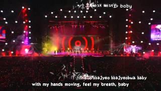 JYJ - Mission (YC focus) [eng + rom + hangul + karaoke sub]