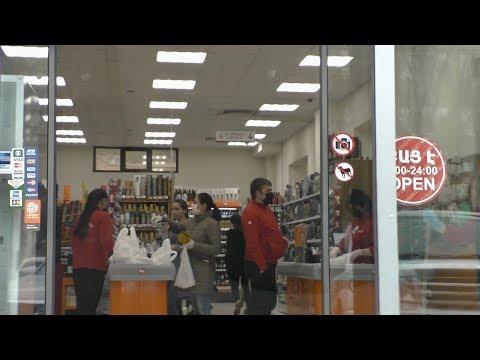 Ереван, 29.03.20, Su, С ул.Абовяна в супермаркет, и домой, день 5-ый, Video-2.