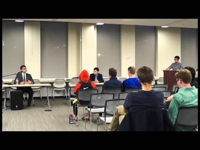 25 October 2015 City Council Debate