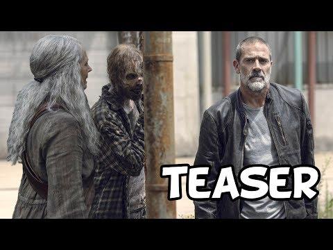 The Walking Dead Season 10 'Negan & Carol Team Up & Alpha's Death' Explained