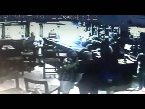 Margate pub brawlbar