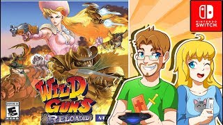 Wild Guns: Reloaded (Nintendo Switch)