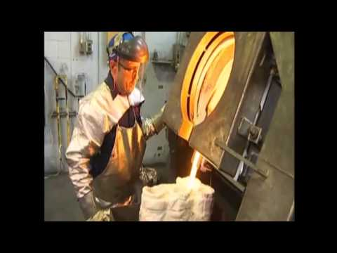 Making World Largest Gold Coin - Canada - Gold Bullion Coin iGold Sri lanka - iGold.lk