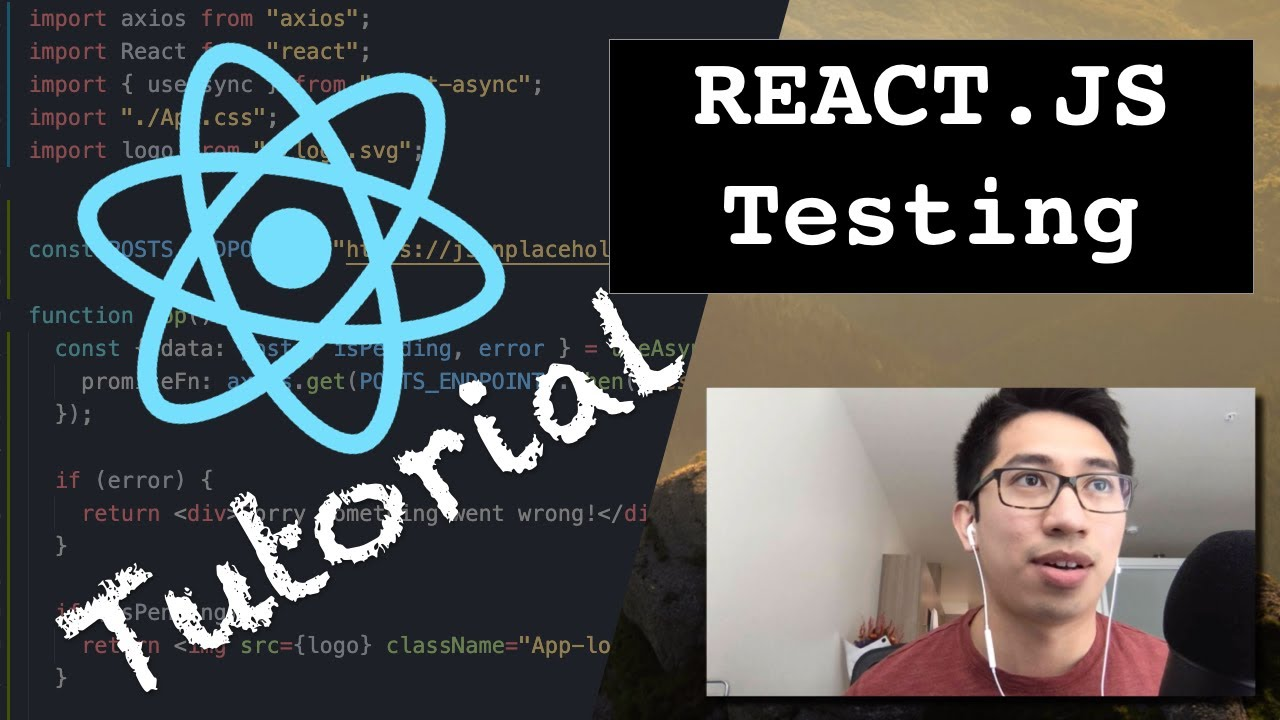React Testing Crash Course for Beginners