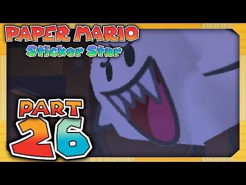 Paper Mario: Sticker Star - Part 26: The Enigmansion!