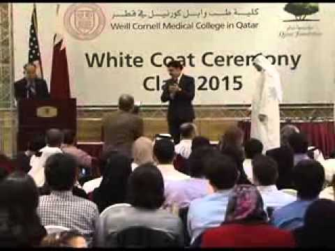 White Coat Ceremony (Class of 2015)