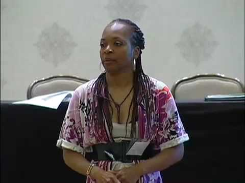 Tina Lifford Speaks at the Breast Cancer Survivorship Conference