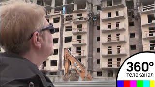 Обманутых дольщиков Одинцовского района пригласили на выездное заседание Мособлдумы
