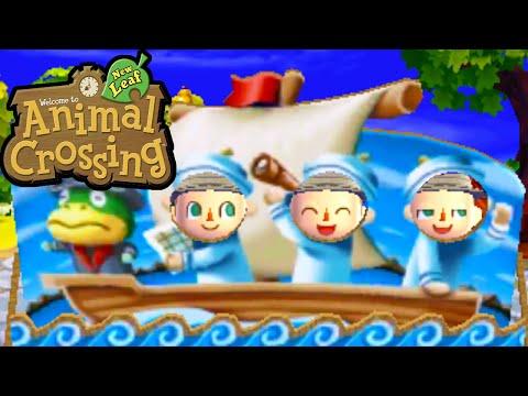 Animal Crossing: New Leaf 3DS Explorer's Day & Avery Flies Away Gameplay Walkthrough Ep.99 Nintendo
