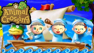 Animal Crossing: New Leaf 3DS Explorer's Day & Avery Flies Away Gameplay Walkthrough Ep.99 Nintendo