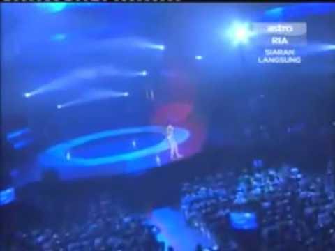 Hafiz af7 Final Konsert Masih Jelas
