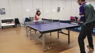poți să pierzi greutatea cu tenis de masă