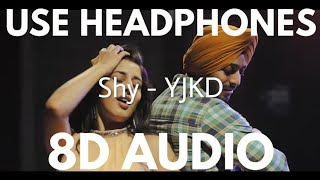 YAAR JIGRI KASUTI DEGREE - SHY ( 8D MUSIC ) || HARINDER SAMRA NEW SONG