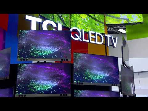 TCL - The Creative Life - XESS X2 QLED TV Preview, a World's first!