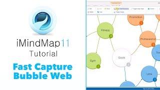 Tutorial: Bubble Web - iMindMap 11