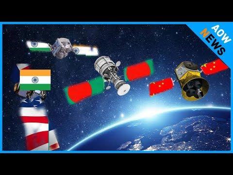 স্বপ্ন হলো সত্যি, মহাকাশে বাংলাদেশের জয়জয়কার !! Bangabandhu 1 Satellite of Bangladesh in Space |